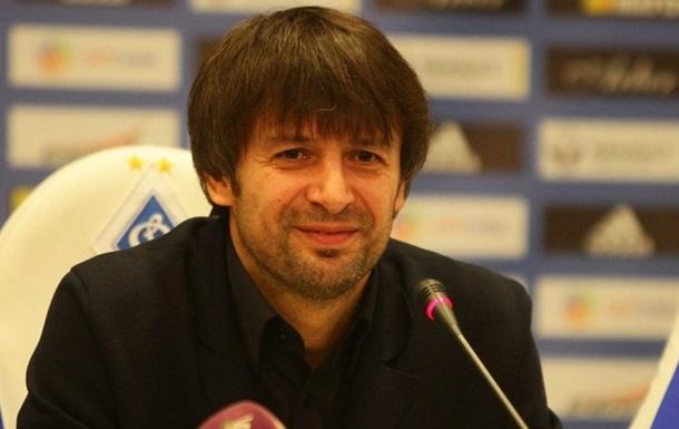 Шовковский: Есть два матча, которые я бы хотел переиграть