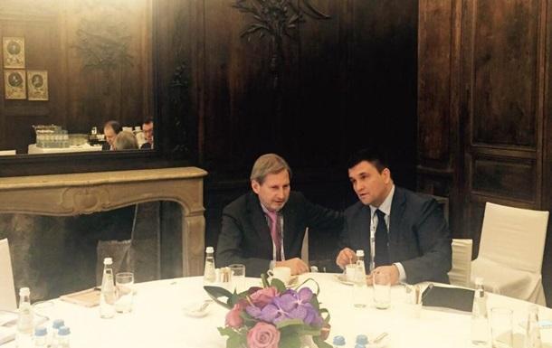 ЄС робить все можливе для безвізу Україні - Хан
