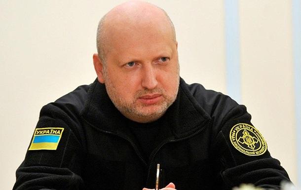 Турчинов: Росія вийшла з Мінських угод