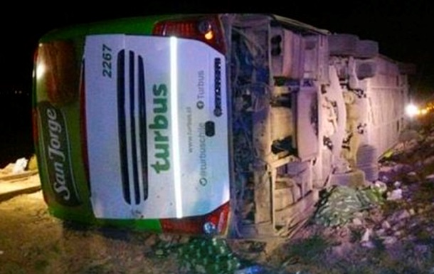 ДТП з автобусом в Аргентині: 19 загиблих