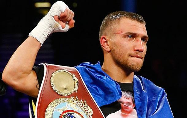 Ломаченко: Сумніваюся, що боєць UFC складе конкуренцію Мейвезеру