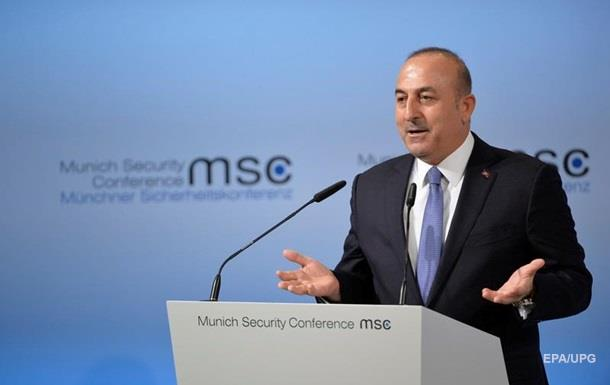 Туреччина: Розбіжності з Росією щодо Криму зберігаються