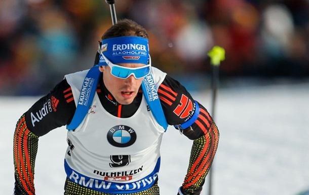 Шемпп виграв останню гонку чемпіонату світу з біатлону