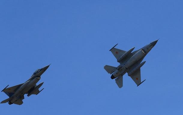 Винищувачі НАТО проведуть тренувальні польоти над Естонією