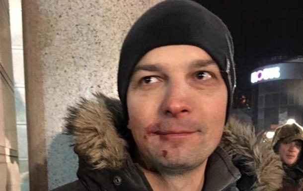 Нардеп Соболєв заявив, що постраждав у зіткненнях у центрі Києва