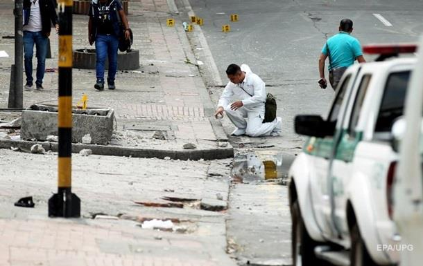 У столиці Колумбії стався вибух: десятки постраждалих
