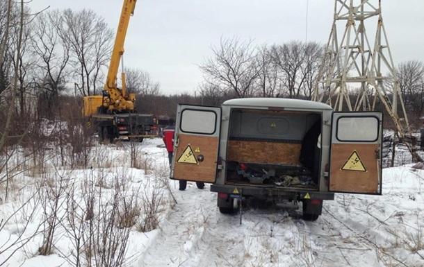 Росія не дозволяє ремонтувати ЛЕП - Жебрівський