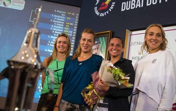 Дубай (WTA): Розклад і результати матчів