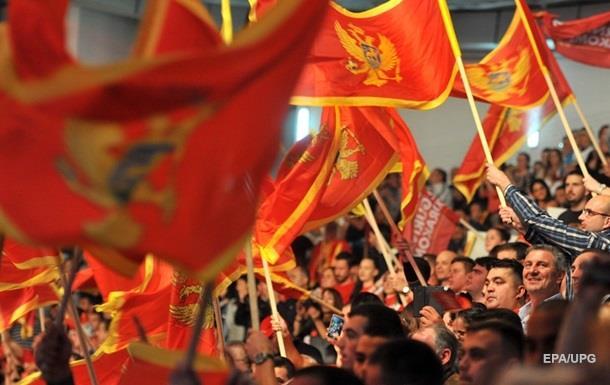 Черногория обвинила Россию в подготовке переворота