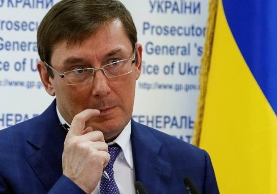 Юрия Луценка обвинили в вымогательстве и взятке