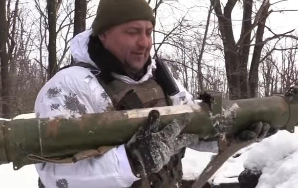 Військові зайняли нові позиції біля Донецька