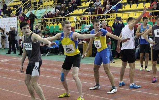 В Сумах состоялся чемпионат Украины по легкой атлетике