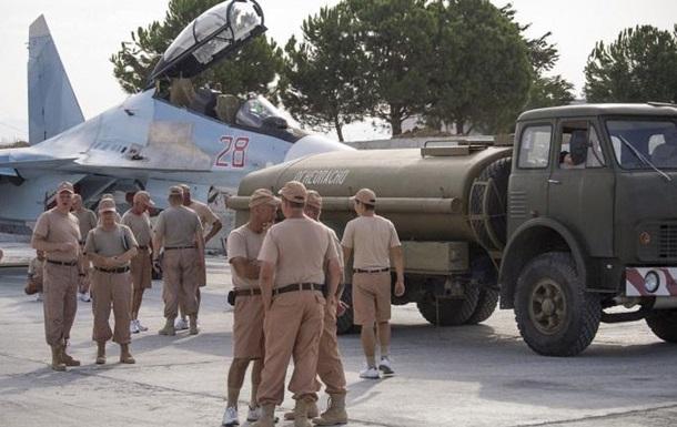 У Сирії загинули чотири російських радники