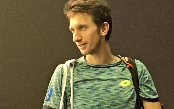Стаховський пробився в основну сітку турніру в Марселі