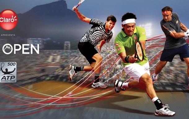 Ріо (ATP): розклад і результати матчів