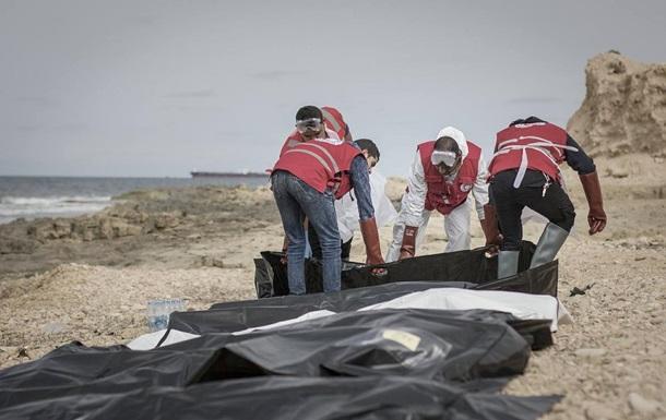 На берег Ливии выбросило более 70 тел мигрантов