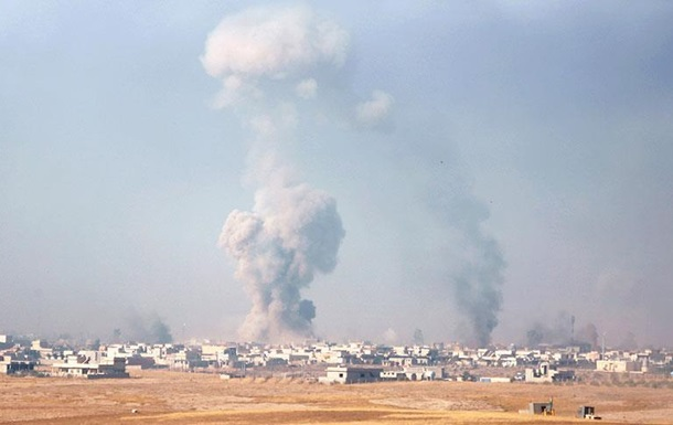 У Мосулі дрони ІДІЛ атакували жителів, є жертви