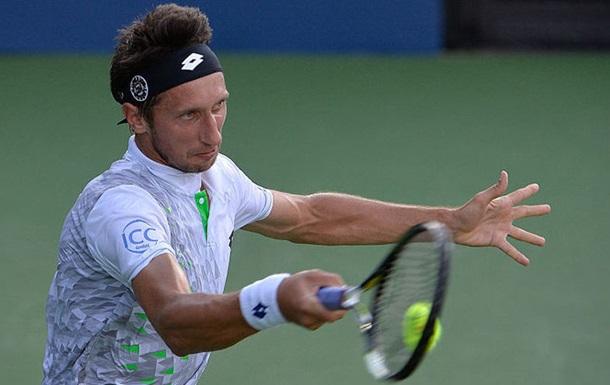 Стаховський упевнено здобув перемогу в першому колі турніру в Марселі