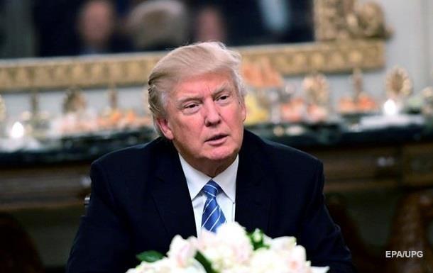 Трамп висловив співчуття у зв язку зі смертю Чуркіна