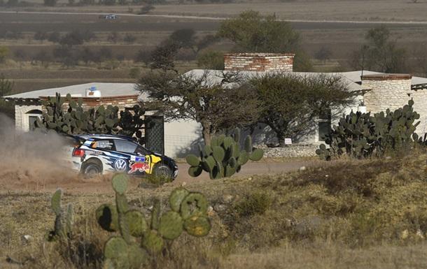 WRC: У Мексиці виступлять 29 екіпажів