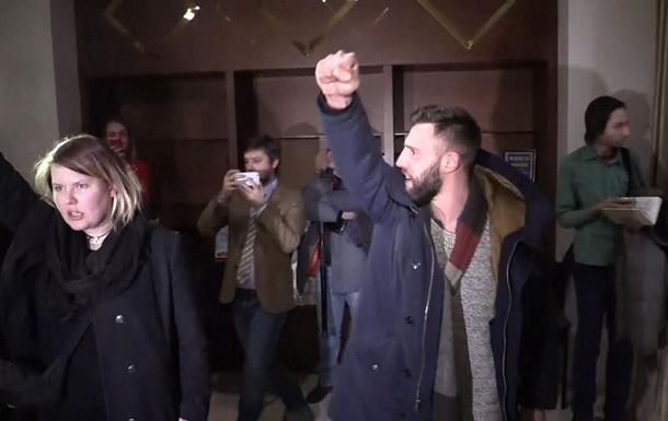 Білорусь депортувала радикала, який зірвав брифінг ОБСЄ