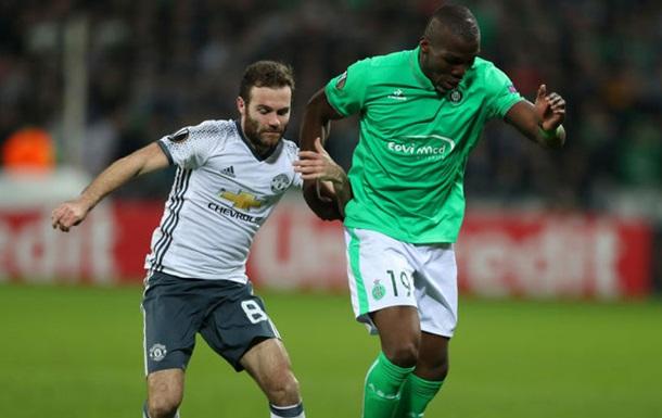 Ліга Європи: Друга перемога МЮ, Ліон забив сім голів
