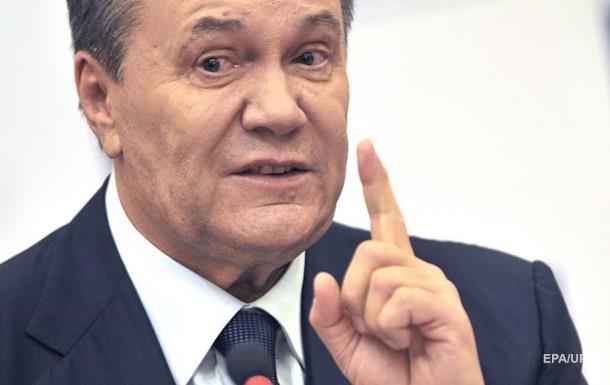 Янукович: Донбас має залишитися в Україні