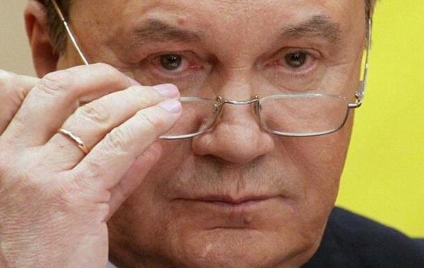 Письма Януковича