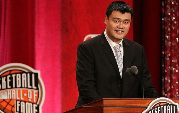 Легенда НБА очолив Китайську баскетбольну асоціацію