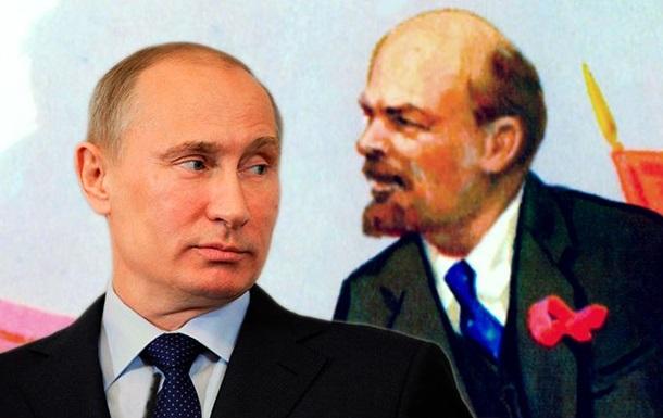 Звуть як Леніна. Guardian назвала міфи про Путіна