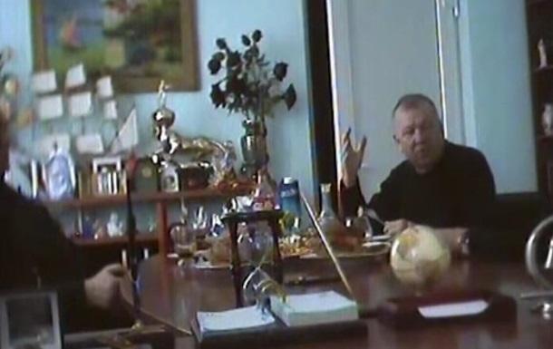 З явилося відео із замовником викрадення Гончаренка