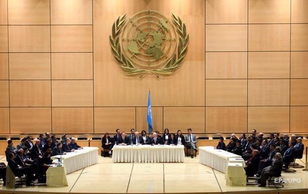 У Женеві вперше за три роки зустрілися влада Сирії та опозиція