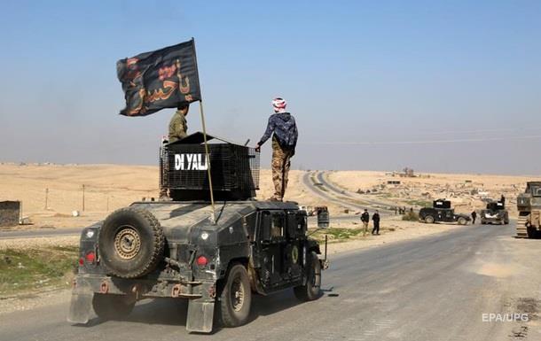 Війська Іраку увійшли на територію західного Мосула