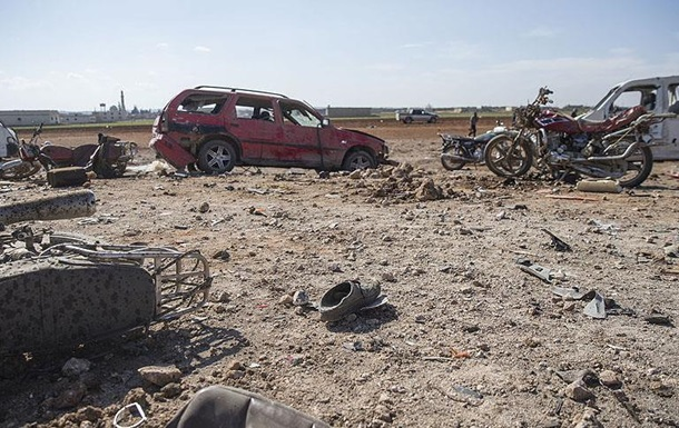 У сирійському Ель-Бабі теракт: 42 загиблих