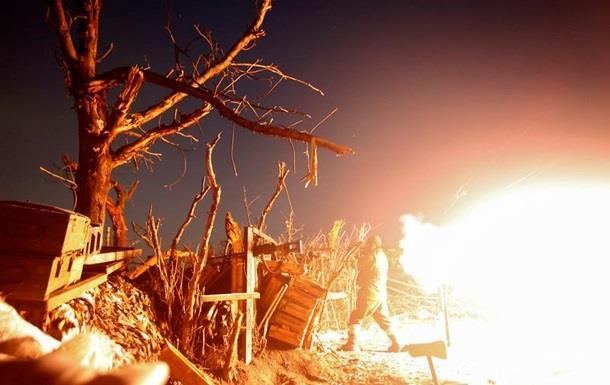 Військові заявили про обстріл позицій поблизу Авдіївки