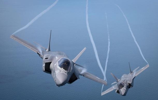 США вперше розмістять літаки F-35 в Європі