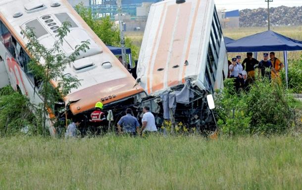 Зіткнення автобусів в Аргентині, десятки жертв