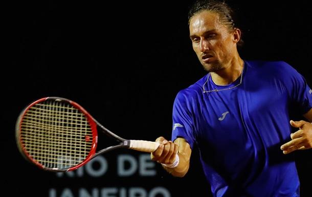 Долгополов відмовився від боротьби за вихід у півфінал турніру в Ріо