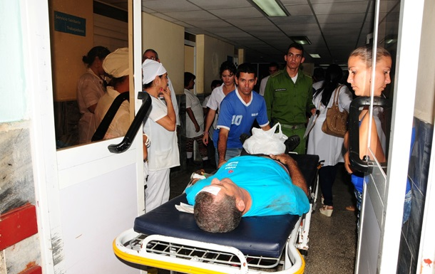 На Кубі зіткнулися два потяги: є жертви