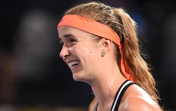 Світоліна допомогла Серені Вільямс зберегти перше місце рейтингу WTA