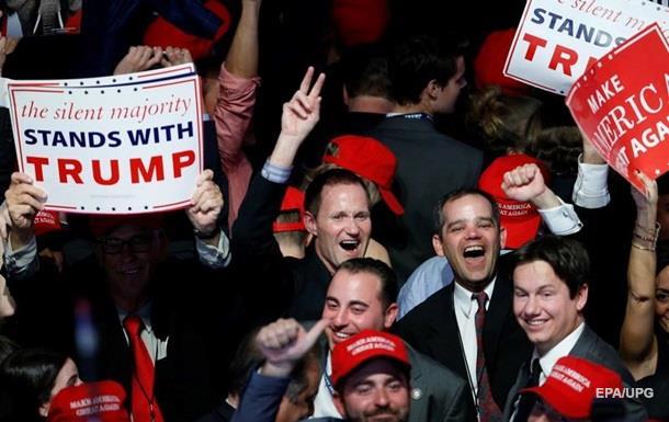 Трамп закликав своїх прихильників влаштувати масштабний мітинг
