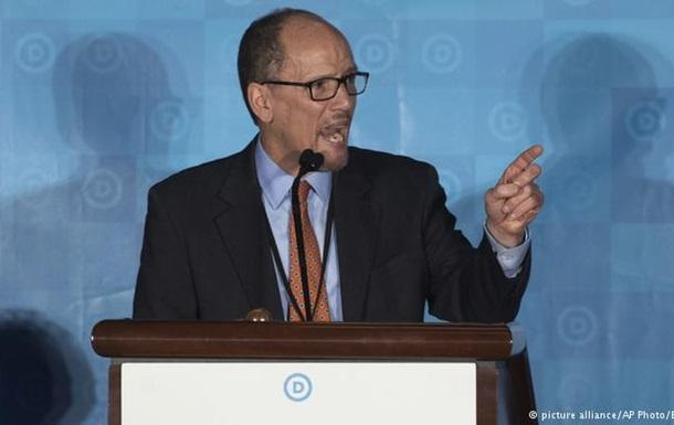 У США обрали нового голову Демократичної партії