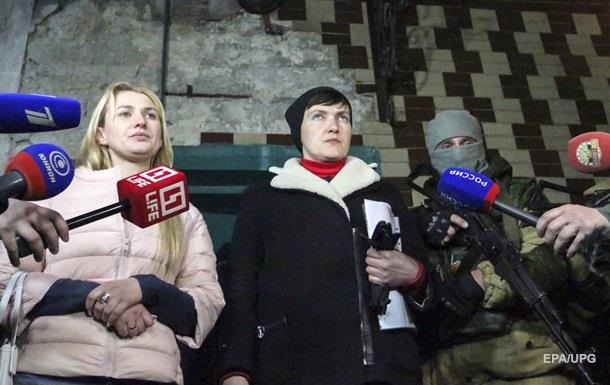 Підсумки 25.02: Список Савченко, нацвідбір Євробачення