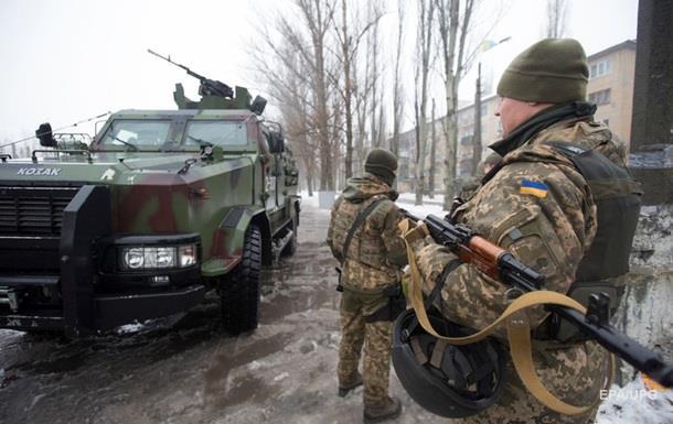 Сутки в зоне АТО: 49 обстрелов, четверо раненых