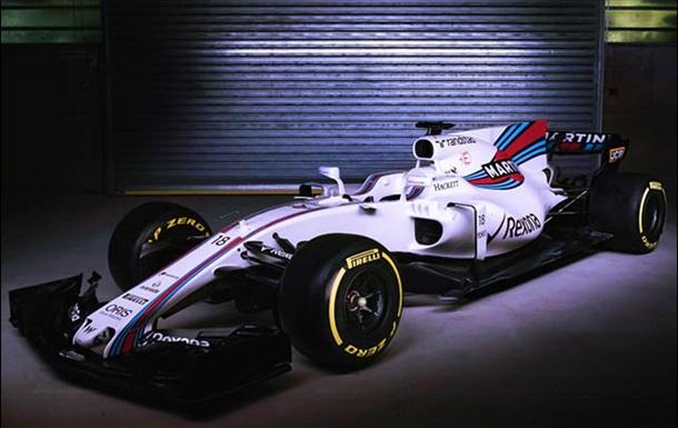 Вільямс показали нову FW40