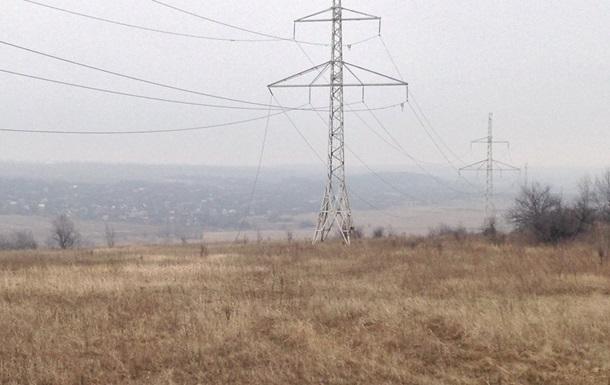 Ремонт електропередач в Авдіївці так і не розпочався