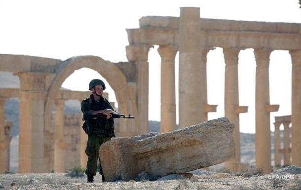 Сирія відбила пануючу висоту на підступах до Пальміри