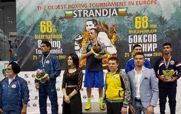 Український боксер виграв Кубок Странджа