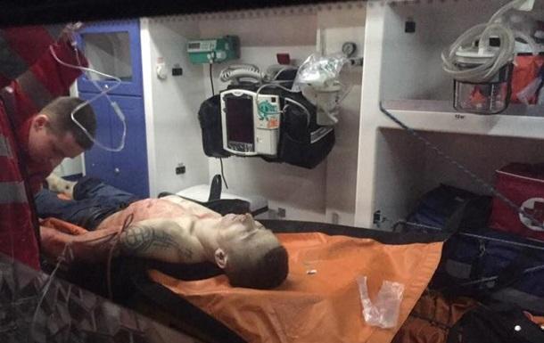 У Києві п яні маршрутники влаштували різанину
