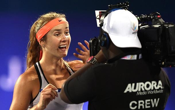 Рейтинг WTA: Довгоочікувана десятка Світоліної, зростання Цуренко і Бондаренко